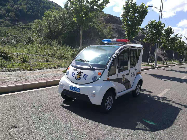玛西尔电动巡逻警车 封闭式非封闭式电动巡逻车