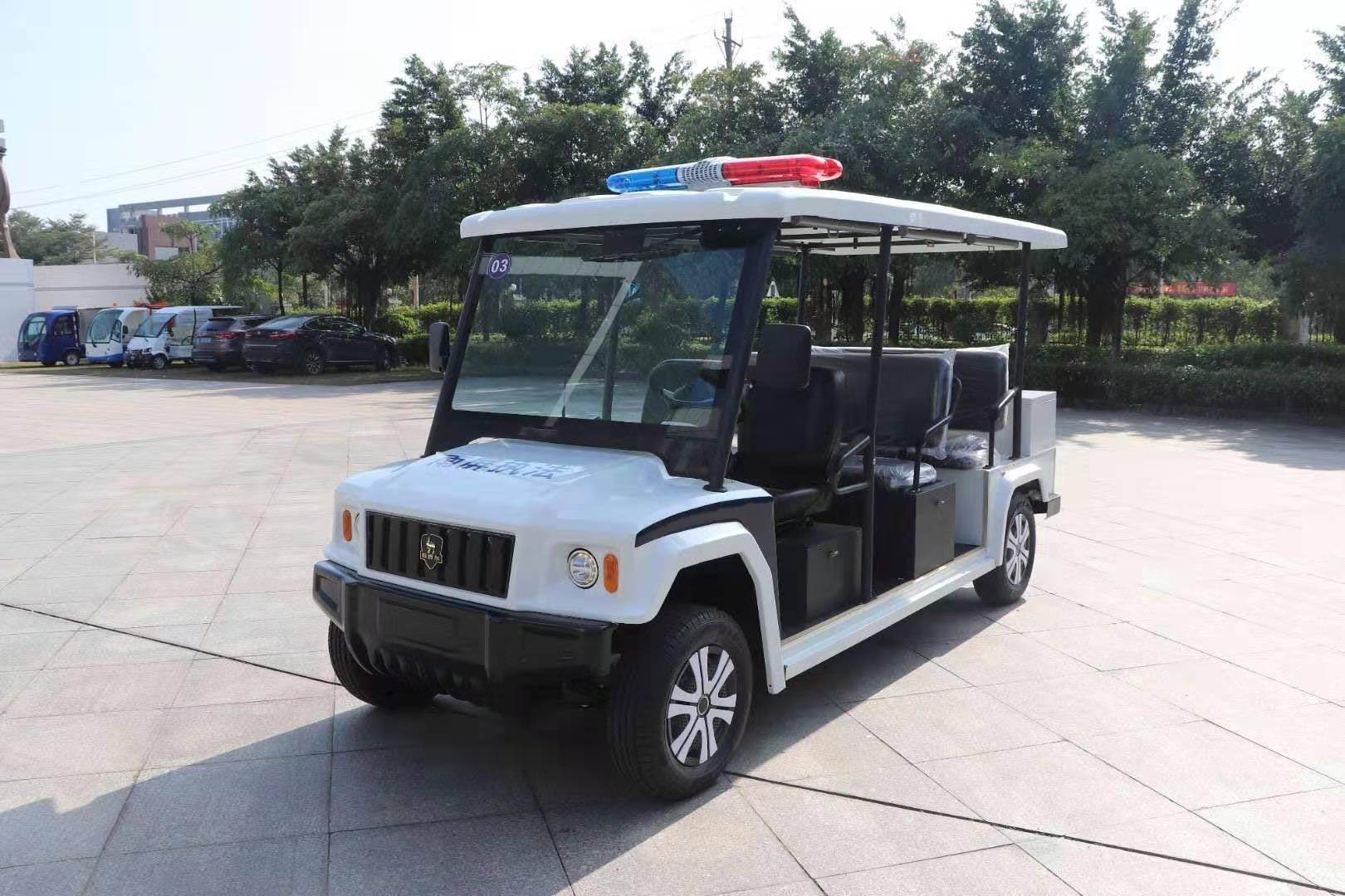 贵州贵阳玛西尔悍马巡逻车 电动巡逻车警车 厂家直销