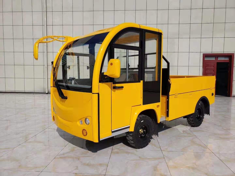 玛西尔电动货车电动小卡车 物流搬运