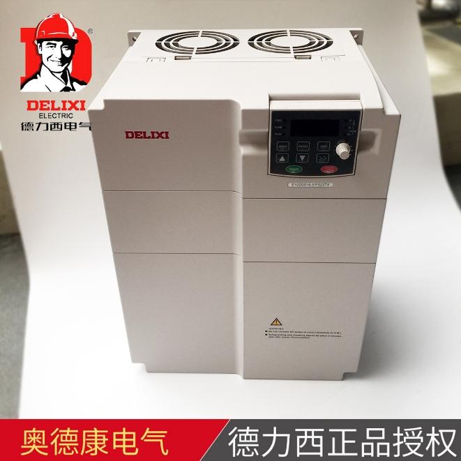 德力西变频器 E102G018.5/P022T4 功率18.5KW 三相AC380V变频器