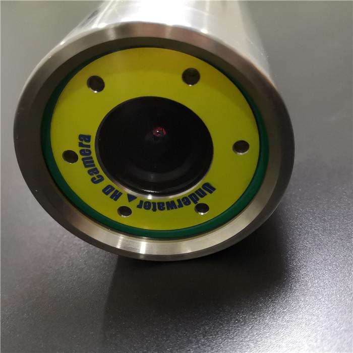 水下高清超低照度网络直筒摄像机