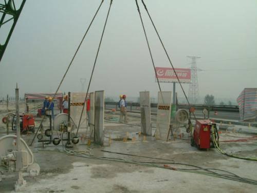 混凝土切割公司,钢筋混凝土静力切割拆除施工