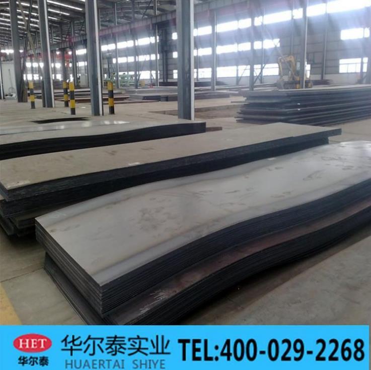陕西钢板 热轧花纹板 钢材 西安钢板加工 大量现货 厂家直销