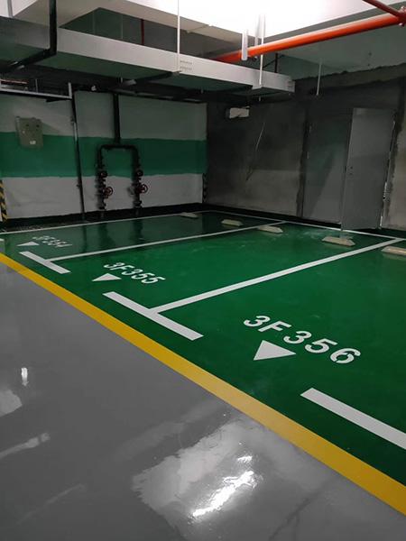 15cm停车场划线 陕西道路划线 道路划线