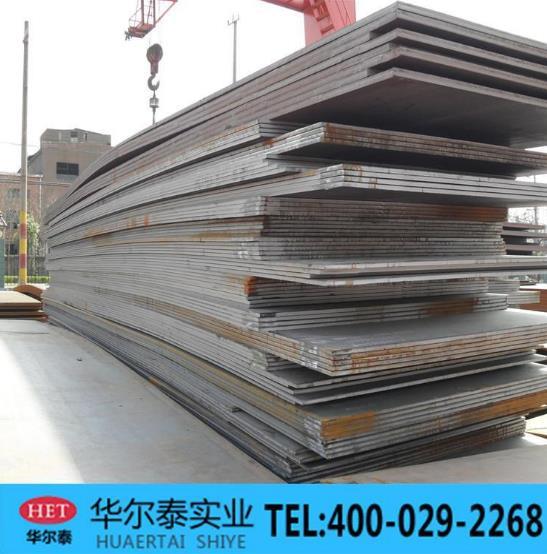 防滑钢板 扁豆花纹板 西安热轧卷板 钢材 规格齐全 厂家直销