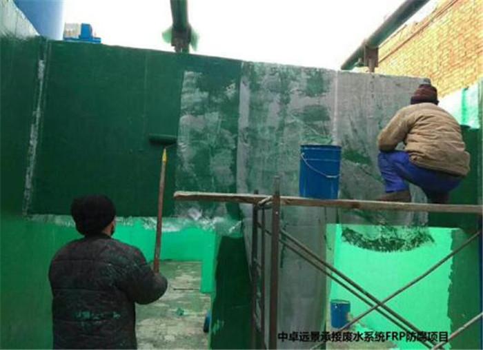 贵州贵阳 玻璃钢防腐_玻璃钢专业生产厂家