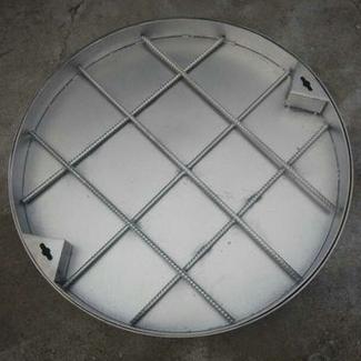 贵州专业生产不锈钢井盖  不锈钢井盖厂家直销