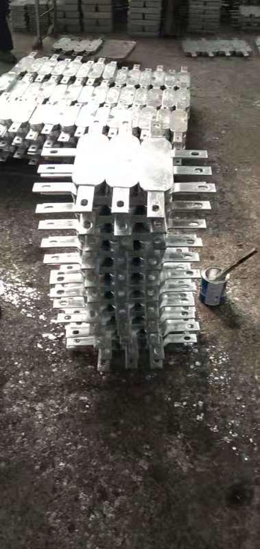 西安厂家   PCCP水务管道专用锌阳极