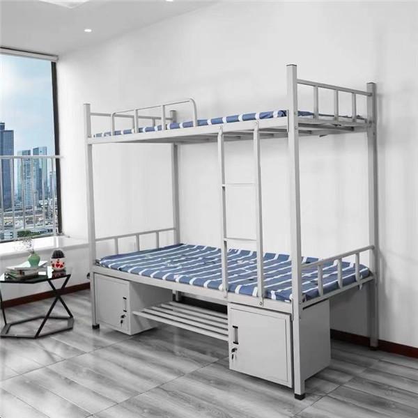 双层床_森途品牌双层床_贵州宿舍专用双层床_床可重复拆装多次使用