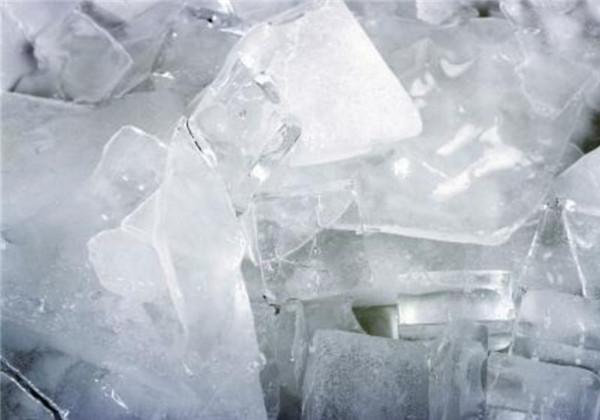 海鲜保鲜碎冰