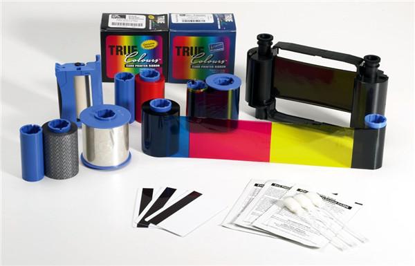 磁条卡证卡打印机彩色带 K色带 KO色带(价格面议)