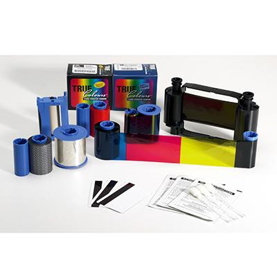证卡机彩色带 pvc证卡机彩色带 人像证卡打印机彩色带(价格面议)