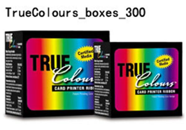 PVC人像证卡打印机彩色带 制卡机彩色带(价格面议)