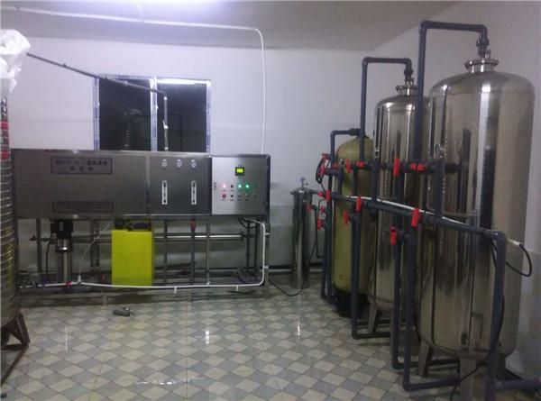 遵义小型净水设备 遵义饮用水设备遵义工业净水设备 生产厂家