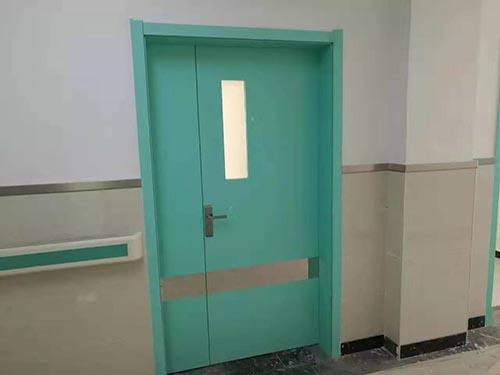 钢制医用门 钢质门厂家 医用门