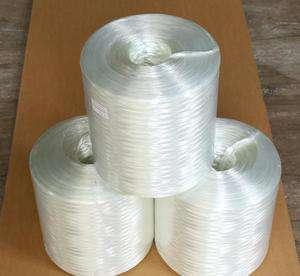 贵州抗静电性能良好玻璃纤维无捻粗纱 增强石膏用无碱玻璃纤维无捻粗纱