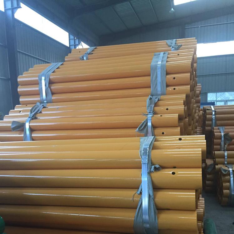 贵州厂家直销波形护栏板立柱