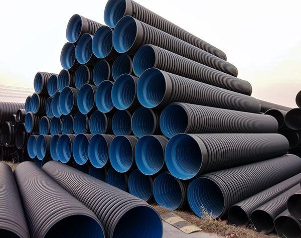 安顺双壁波纹管批发厂家 HDPE波纹管直销价格