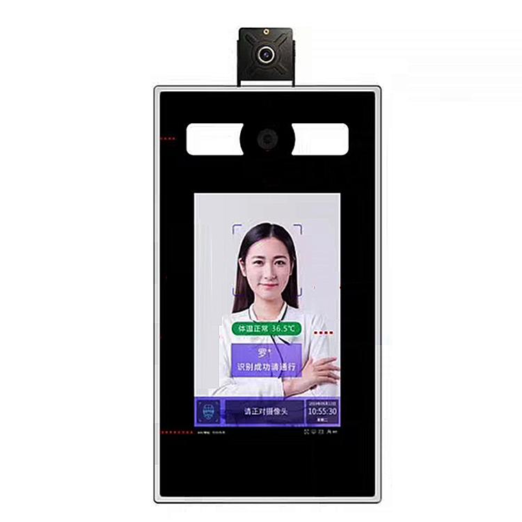 安康测温人脸机,人脸识别测温系统(现货包安装)