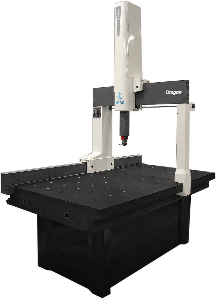 陕西三坐标测量仪厂家,DRAGON系列,手动三坐标测量机