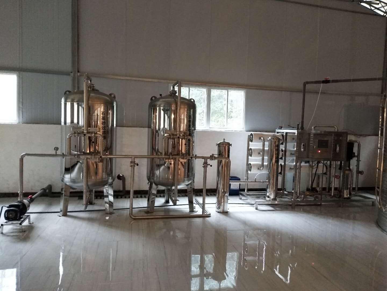 贵州水处理设备有限公司 贵阳 生产桶装水设备 小区纯净水设备