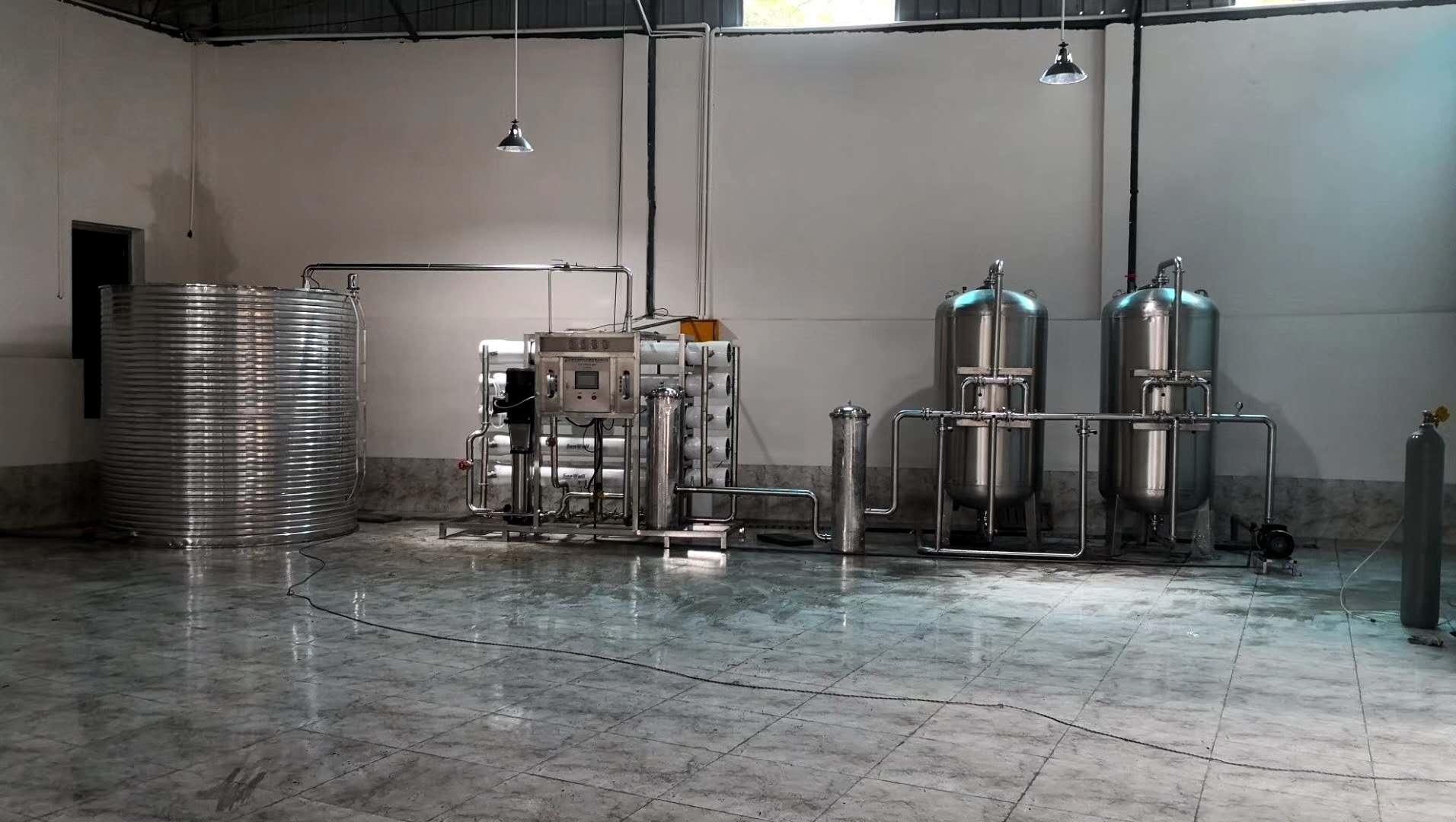 贵州大型饮用水过滤设备  贵阳 水质过滤设备