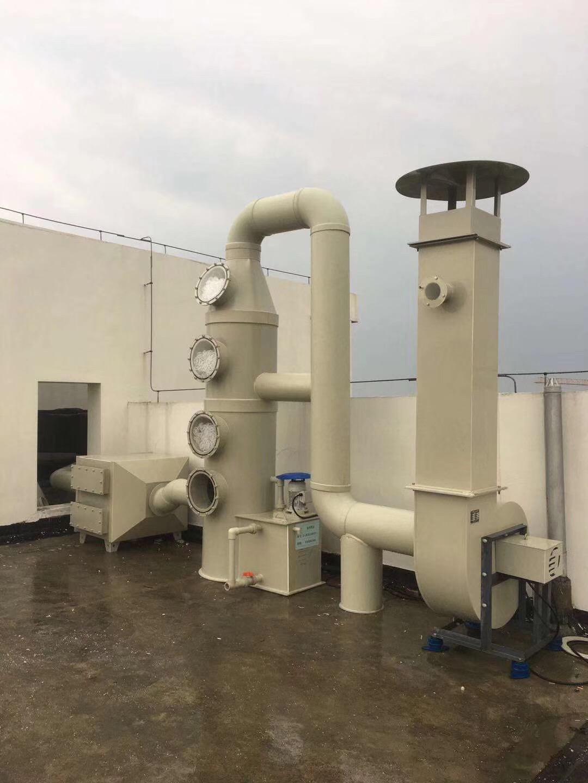 宝鸡实验室整体方案连接处密封好耐酸碱风量大低噪音低能耗远程控制系统