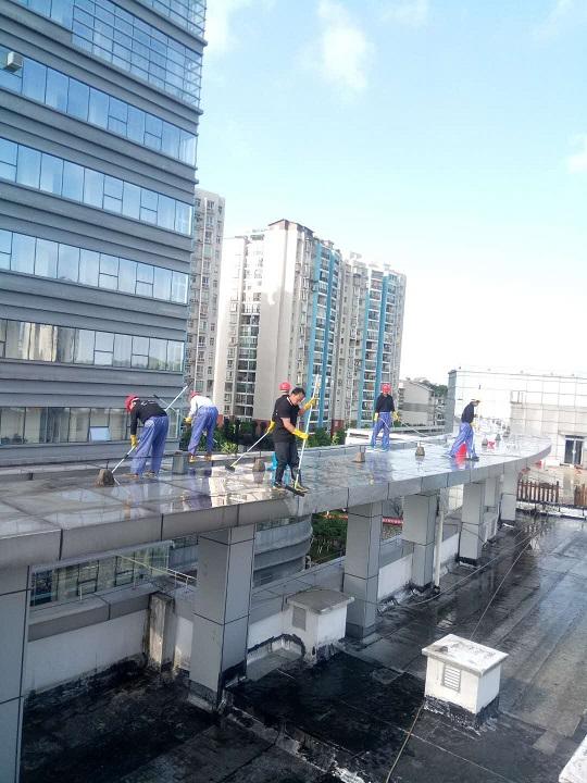 贵阳外墙清洗公司  贵州外墙清洗公司