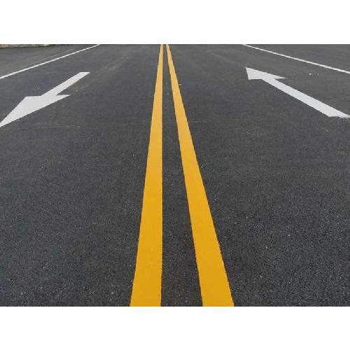 道路划线 道路施工划线