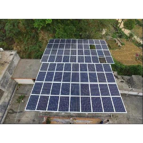 陕西太阳能光伏电站厂家 太阳能发电站包工包料