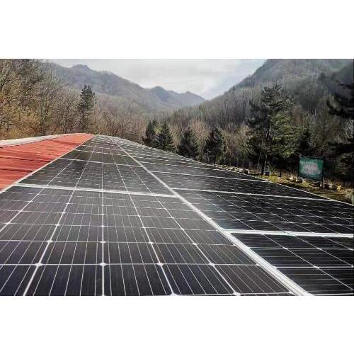 陕西太阳能并网电站 太阳能光伏电站厂家包工包料