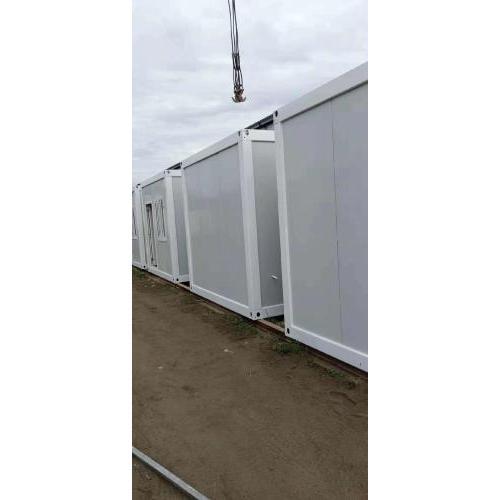 铜川咸阳住人集装箱 西安彩钢集装箱活动房
