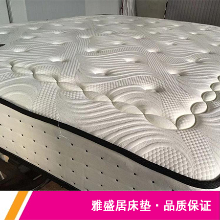 西宁床垫制造厂 床垫批发定制厂家 棕簧两用床垫