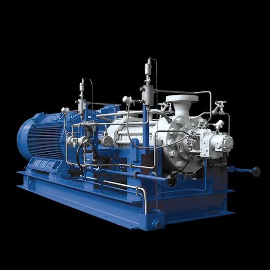 KSB凯士比锅炉给水泵 配件HGC4/8和 HGB4/7