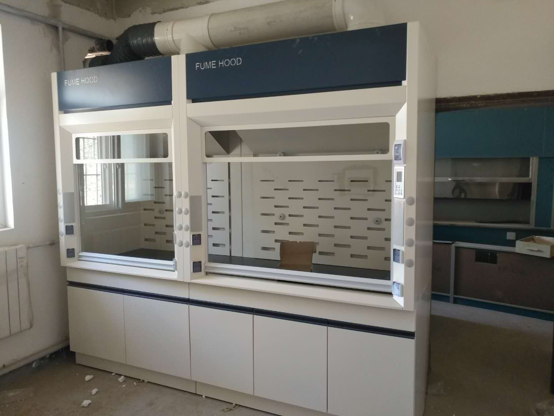 渭南实验室通风柜配套250风机耐酸碱耐腐蚀风量足低噪音