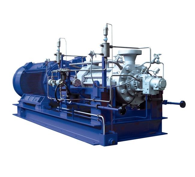KSB凯士比锅炉给水泵 配件HGC4/8和 CHTA 140/5
