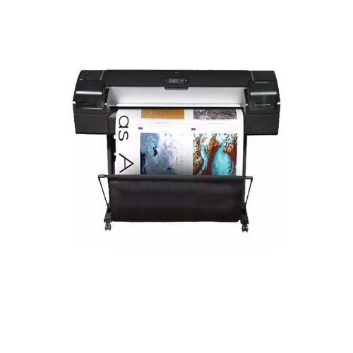 惠普彩色大幅面CAD大幅面工程图打印机绘图仪 Z5200