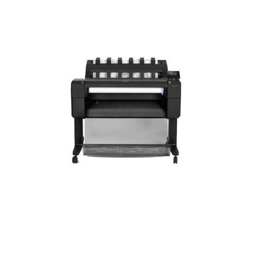 A0蓝图机CAD大幅面绘图仪黑白彩色HPT730A0彩色蓝图机 惠普HPT730