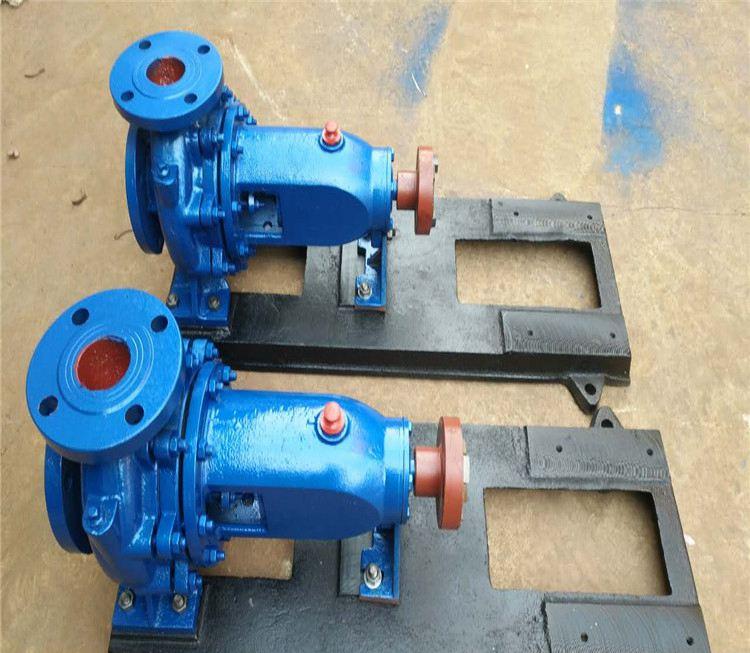 贵州厂家直销清水泵 贵阳BA型清水泵 ISR热水泵 IS清水泵