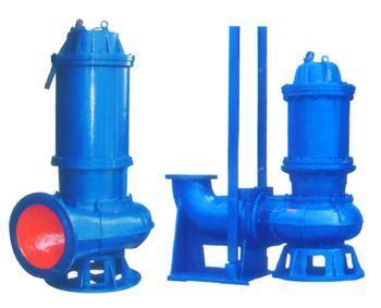 贵州厂家直销大型排污泵  贵阳排污泵  WOAS 型切割式污水潜水电泵