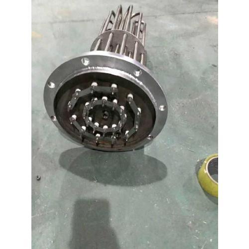 定制大功率锅炉加热管 法兰丝扣加热管 不锈钢加热管生产厂家