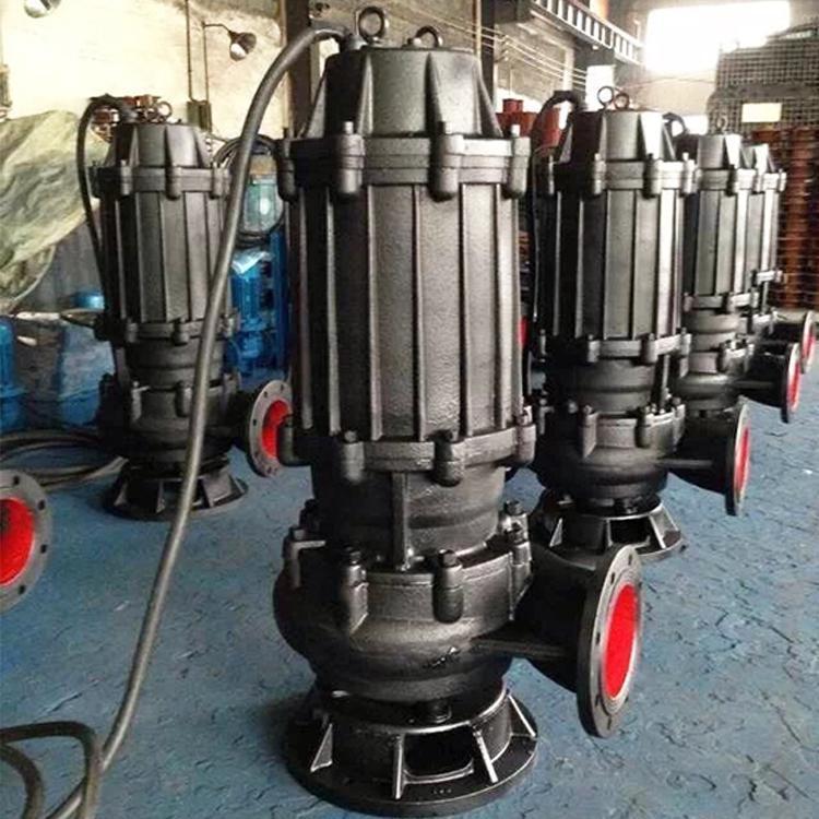 贵州贵阳厂家直销排污泵  不锈钢型排污泵  WQK-切割型排污泵