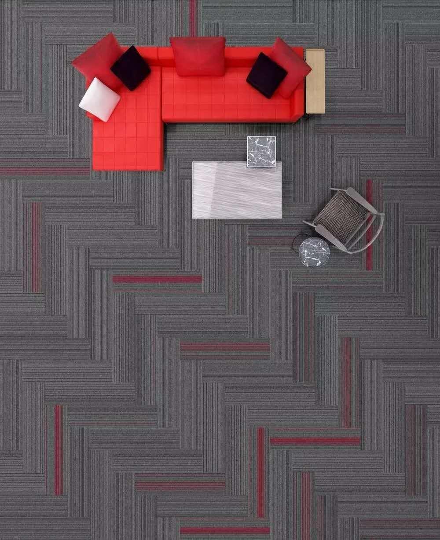 西安新巴赫办公地毯