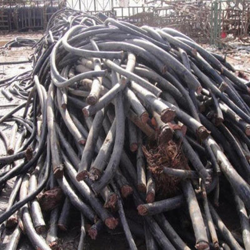 西安碑林废铝电缆回收 西安碑林长亮电缆上门回收