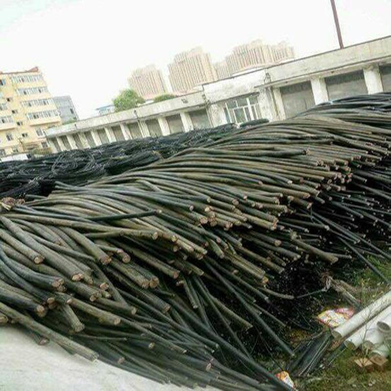西安废铜线回收价格表 西安长亮正规电缆回收公司