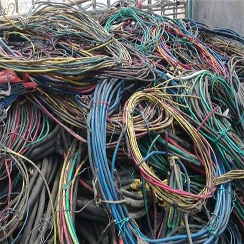 宝鸡回收通信电缆 宝鸡长亮电缆盘厂家回收