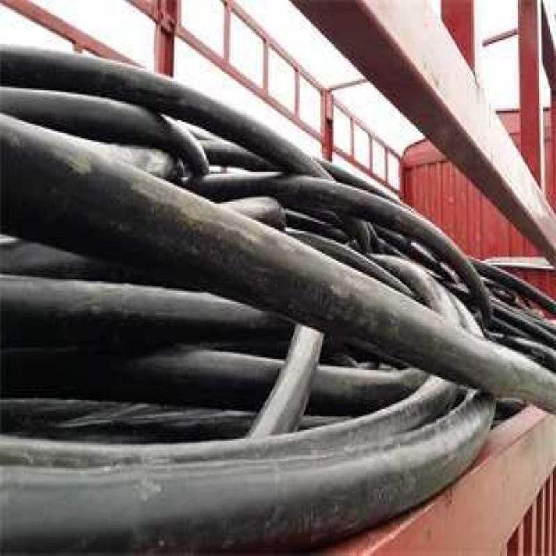 渭南临渭废铝电缆回收 渭南临渭长亮废旧电线电缆回收厂家