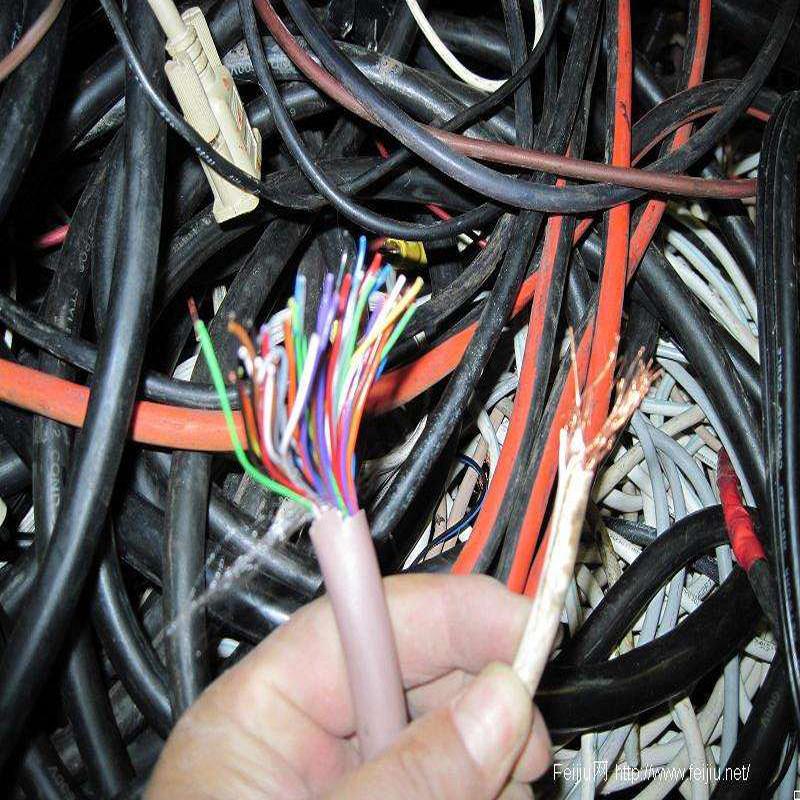 铜川宜君废电缆铜回收 铜川宜君长亮废旧电缆线回收厂家