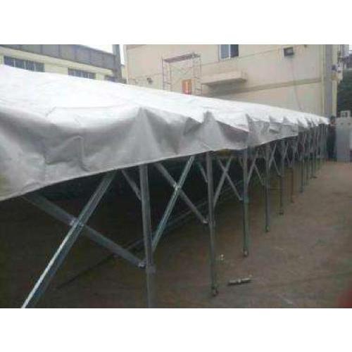 伸缩雨棚 电动雨篷 伸缩雨棚厂家 西安伸缩雨棚