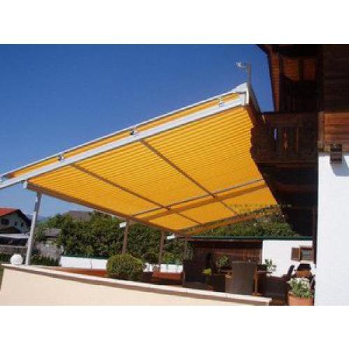 遮阳篷厂家 天棚遮阳帘 外遮阳 电动遮阳布
